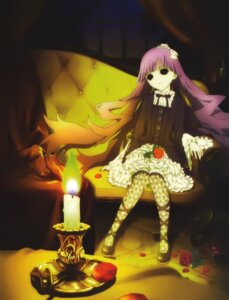 Rating: Safe Score: 26 Tags: dress kirishiki_sunako lolita_fashion shiki thighhighs User: Radioactive