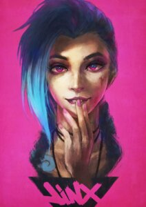 Rating: Safe Score: 19 Tags: jinx league_of_legends monori_rogue User: keepray