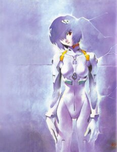 Rating: Safe Score: 14 Tags: ayanami_rei bodysuit neon_genesis_evangelion User: Radioactive