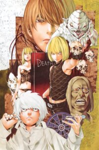 Rating: Safe Score: 3 Tags: amane_misa death_note mello near obata_takeshi yagami_light User: Radioactive