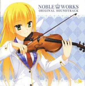 Rating: Safe Score: 30 Tags: disc_cover kanemoto_akari kobuichi noble_works seifuku User: milumon
