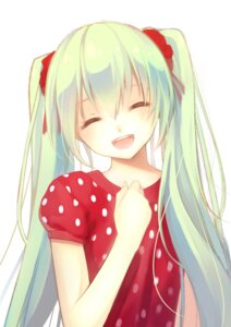 Rating: Safe Score: 51 Tags: hatsune_miku nana_mikoto vocaloid User: Radioactive