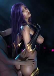 Rating: Explicit Score: 23 Tags: armor ass ass_grab bottomless breasts kai'sa league_of_legends nipples no_bra penis sevenbees sex uncensored User: Darkthought75