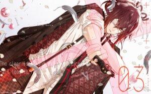 Rating: Safe Score: 10 Tags: collar_x_malice enomoto_mineo eyepatch gun hanamura_mai male wallpaper User: animeprincess