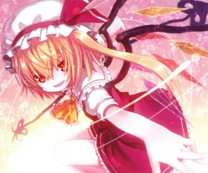 Rating: Safe Score: 27 Tags: flandre_scarlet kiira touhou User: Share