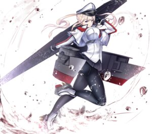 Rating: Questionable Score: 56 Tags: graf_zeppelin_(kancolle) heels kantai_collection pantyhose uniform untsue User: Jahta-X
