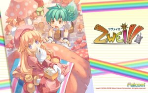 Rating: Safe Score: 4 Tags: falcom wallpaper zwei_(game) User: hirotn
