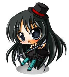 Rating: Safe Score: 6 Tags: akiyama_mio chibi k-on! pantyhose seifuku shinjitsu User: Shamensyth