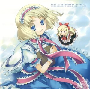 Rating: Safe Score: 12 Tags: alice_margatroid aya003030 touhou User: Jack·Bauer