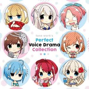 Rating: Safe Score: 9 Tags: bethly_rose_daisley bikini_top chibi cleavage crossover digital_version disc_cover gin'iro_haruka hatsukoi_1/1 hoshi_ori_yume_mirai makabe_midori okihara_misa ousaka_sora segawa_natsuki seifuku shinozaki_marika swimsuits tokizaki_maya tone_work's tsukishima_kyou yuzuki_gao User: moonian