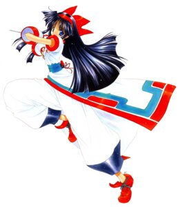 Rating: Safe Score: 2 Tags: nakoruru nanase_aoi samurai_spirits snk User: Radioactive