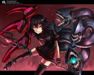 Rating: Safe Score: 17 Tags: gia houjuu_nue touhou User: Mr_GT