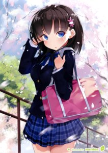 Rating: Safe Score: 44 Tags: nauribon seifuku User: Twinsenzw
