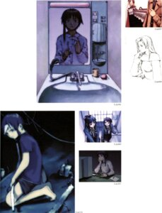 Rating: Safe Score: 1 Tags: abe_yoshitoshi iwakura_lain serial_experiments_lain User: Davison