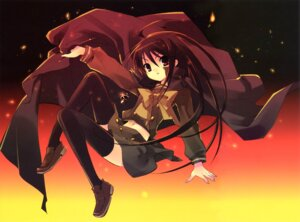 Rating: Safe Score: 21 Tags: ito_noizi screening seifuku shakugan_no_shana shana thighhighs User: acas
