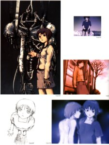 Rating: Safe Score: 0 Tags: abe_yoshitoshi iwakura_lain serial_experiments_lain User: Davison