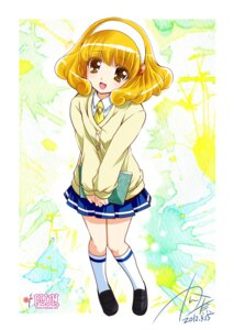 Rating: Safe Score: 15 Tags: kanna kise_yayoi plum pretty_cure smile_precure! User: fairyren