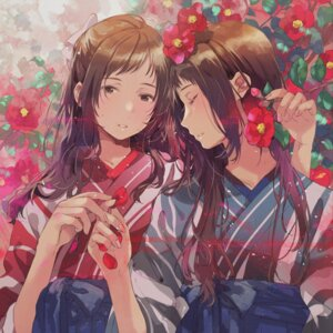 Rating: Safe Score: 12 Tags: fly japanese_clothes yuri User: hiroimo2