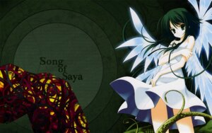 Rating: Safe Score: 17 Tags: dress nanao_naru saya saya_no_uta wallpaper wings User: stonesteven