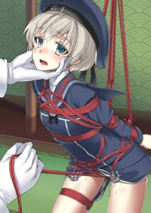 Rating: Explicit Score: 39 Tags: bondage kantai_collection pussy_juice ryou@ryou seifuku z1_leberecht_maass_(kancolle) User: Mr_GT