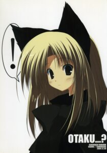 Rating: Safe Score: 9 Tags: animal_ears genshiken kasukabe_saki nekomimi suzuri User: admin2