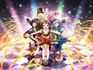 Rating: Safe Score: 23 Tags: bang_dream! guitar heels maruyama_aya minato_yukina mitake_ran tagme thighhighs toyama_kasumi tsurumaki_kokoro User: saemonnokami