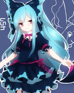Rating: Safe Score: 38 Tags: anthropomorphization dress lumineon pokemon takeshima_(nia) User: charunetra