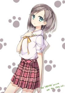Rating: Safe Score: 26 Tags: hentai_ouji_to_warawanai_neko luky seifuku tsutsukakushi_tsukiko User: 椎名深夏