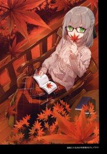 Rating: Safe Score: 19 Tags: megane nagishiro_mito sweater User: kiyoe