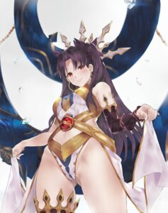 Rating: Questionable Score: 85 Tags: fate/grand_order ishtar_(fate/grand_order) tokopi toosaka_rin User: nphuongsun93