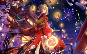 Rating: Safe Score: 28 Tags: fate/extra fate/grand_order fate/stay_night japanese_clothes saber_extra tagme User: BattlequeenYume