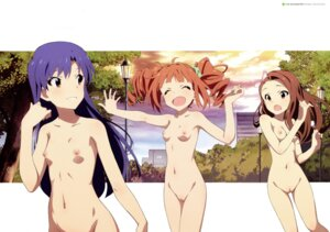Rating: Explicit Score: 62 Tags: kisaragi_chihaya minase_iori naked nipples photoshop pussy takatsuki_yayoi the_idolm@ster uncensored User: AltY