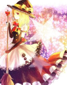 Rating: Safe Score: 9 Tags: hiyualice kirisame_marisa touhou User: Nekotsúh
