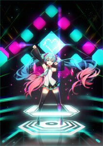 Rating: Safe Score: 44 Tags: hakusai hatsune_miku thighhighs vocaloid User: SubaruSumeragi