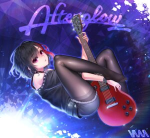 Rating: Safe Score: 30 Tags: bang_dream! guitar mitake_ran pantyhose vana User: Mr_GT