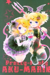 Rating: Safe Score: 4 Tags: kagamine_rin shimeko vocaloid User: Radioactive