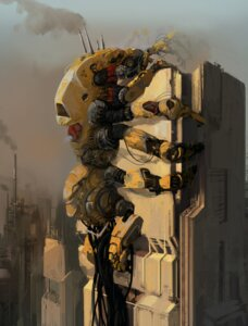 Rating: Safe Score: 6 Tags: mecha tagme User: Radioactive