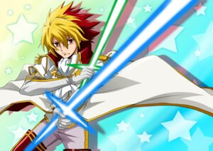 Rating: Safe Score: 4 Tags: male star_driver sword tsunashi_takuto tsunoda_wei User: charunetra