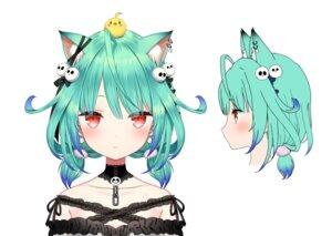 Rating: Questionable Score: 21 Tags: animal_ears character_design hololive nekomimi uruha_rushia yasuyuki User: zyll