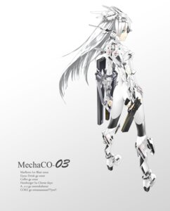 Rating: Safe Score: 39 Tags: bodysuit gun kawanakajima mecha_musume User: Radioactive
