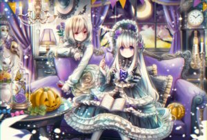 Rating: Safe Score: 21 Tags: dress halloween lolita_fashion weapon yumeichigo_alice User: charunetra