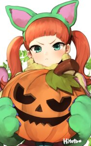 Rating: Safe Score: 28 Tags: aikatsu! aikatsu_stars! animal_ears halloween hitoto saotome_ako User: nphuongsun93