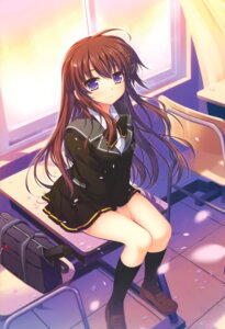 Rating: Safe Score: 117 Tags: alpha kimi_to_issho_ni scanning_resolution seifuku tachibana_akane User: Radioactive