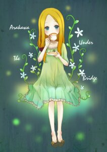 Rating: Safe Score: 20 Tags: arakawa_under_the_bridge dress nino_(arakawa) tsujisaka User: Radioactive