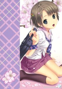 Rating: Safe Score: 38 Tags: koutaro nijiiro_zakura seifuku User: petopeto