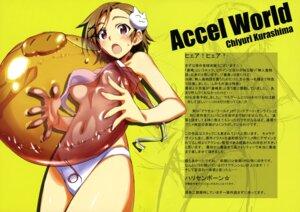 Rating: Questionable Score: 15 Tags: accel_world bikini kurashima_chiyuri kurashima_tomoyasu swimsuits wardrobe_malfunction User: drop