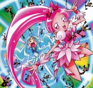Rating: Safe Score: 4 Tags: hanasaki_tsubomi heartcatch_pretty_cure! kurumi_erika pretty_cure umakoshi_yoshihiko User: Onpu