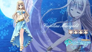 Rating: Safe Score: 24 Tags: caroline_marigold lump_of_sugar prism_rhythm tanihara_natsuki wallpaper User: JamesXeno
