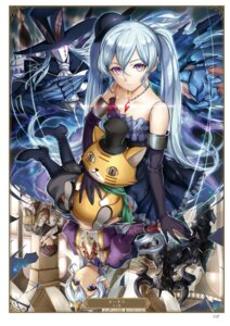 Rating: Safe Score: 18 Tags: granblue_fantasy tagme User: Twinsenzw