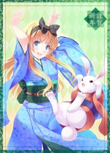 Rating: Safe Score: 23 Tags: alice alice_in_wonderland kimono matsugawa User: Nekotsúh